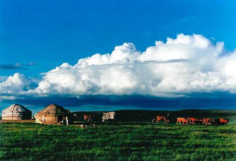 内蒙古风景图