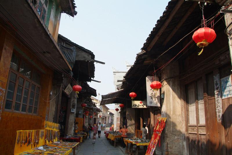 壁纸 风景 古镇 建筑 街道 旅游 摄影 小巷 800_535