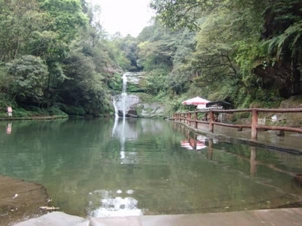 碧峰峡-上里古镇2日游>含动物园和植物园两园门票