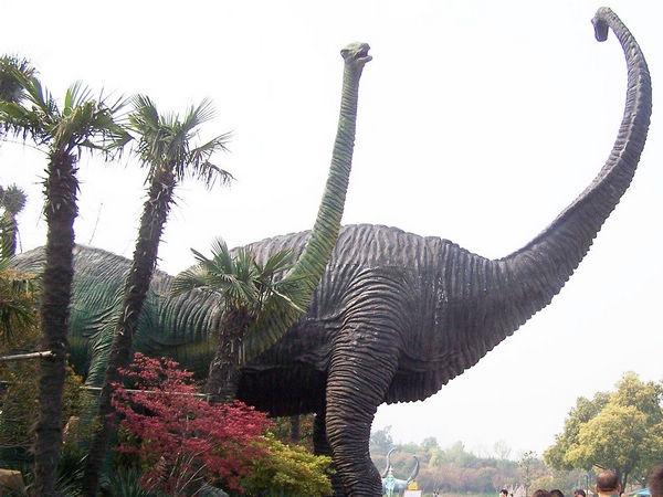 常州恐龙园-恐龙谷温泉游>联票