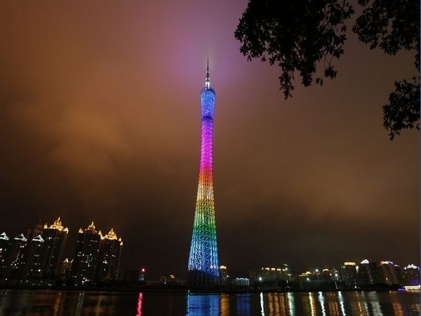 新高度,新视野,广州新电视塔令您体验全新广州城貌