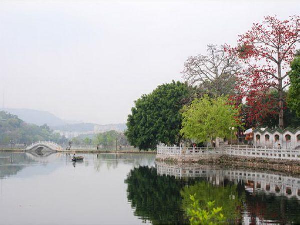 [国庆] 惠州巽寮湾-三角洲岛-响水河漂流2日游>无自费