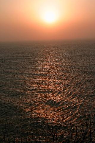 东海风景壁纸竖屏