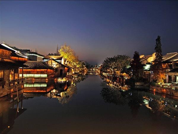 风景 古镇 建筑 旅游 摄影 600_450