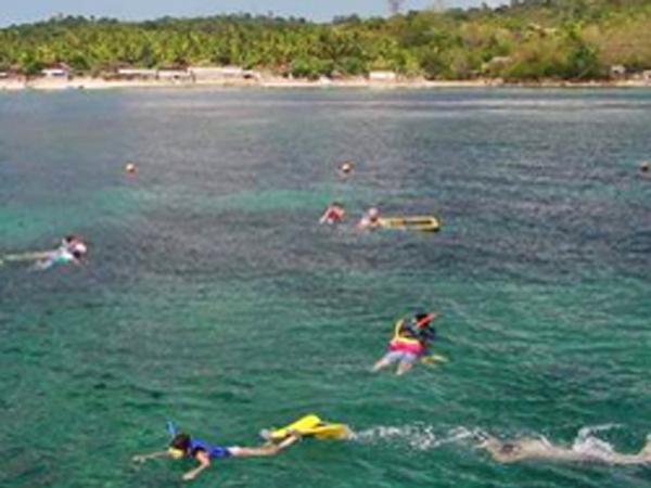 蜜月湾俱乐部;;  巴厘岛4晚6日半自助>印尼航空