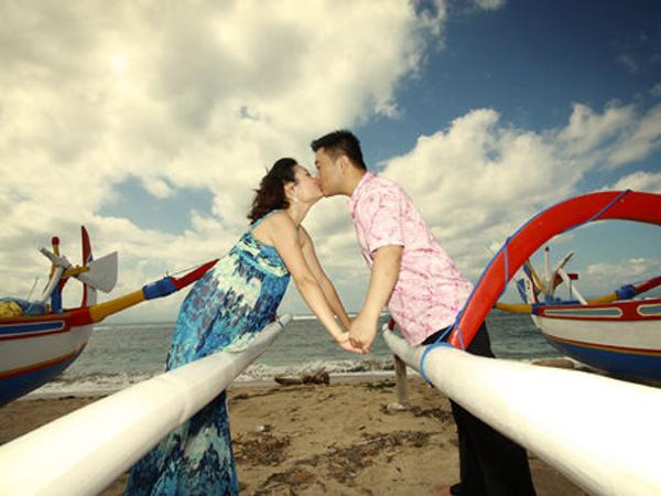 巴厘岛婚纱照半日