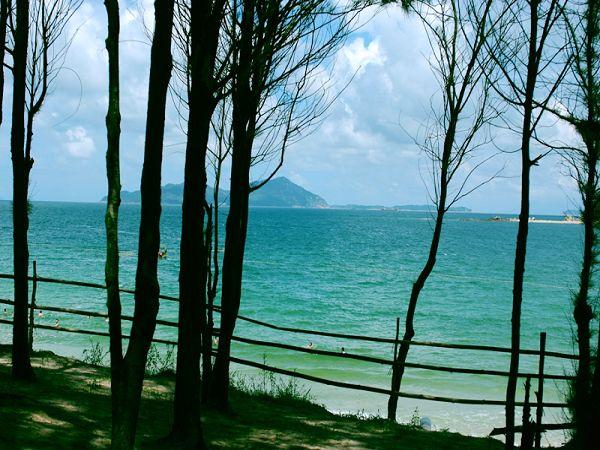 赞美泰国大平洋风景
