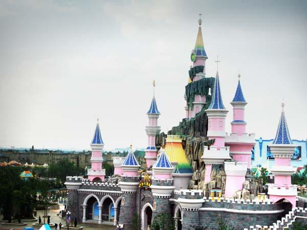 来警察魔法城堡