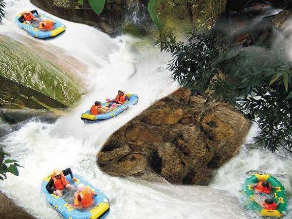 (10)  中华恐龙园  (9)  香江野生动物世界   景点  【金龙峡漂流】