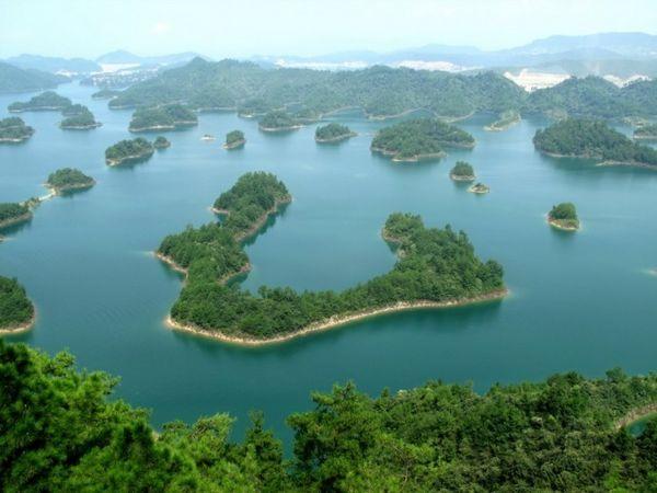 千岛湖东南湖区-八卦村2日游>采杨梅,卧龙庄度假村