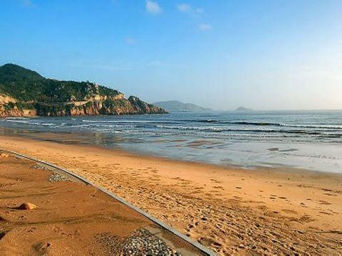 嵊泗海滨浴场-黄龙岛3日游>海浪沙滩,激情夏日