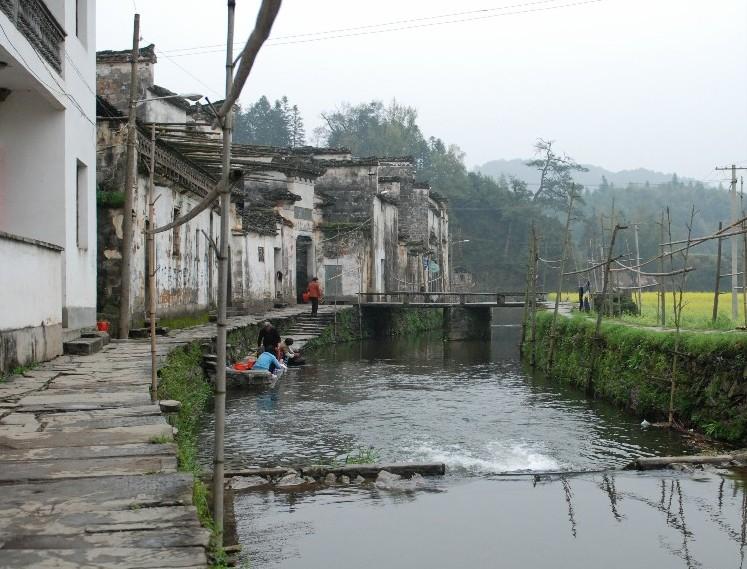 安徽洪村风景点照片