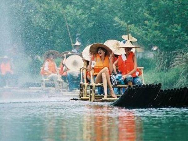 《处女作》经典的三日团游乌镇西塘杭州西湖西溪湿地  景点介绍 双溪