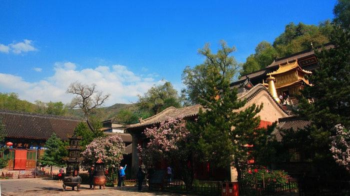 求五台山风景区到乔家大院,王家大院及平遥古城最佳自驾路线