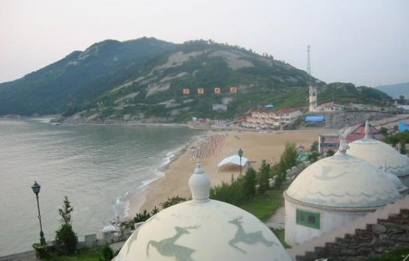 连云港花果山-云龙涧-连岛海滨浴场2日游>一起玩水吧