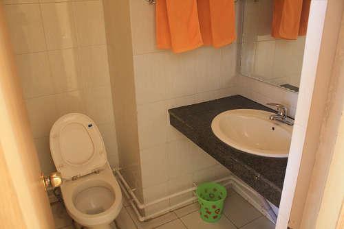 欧式童话洗手间