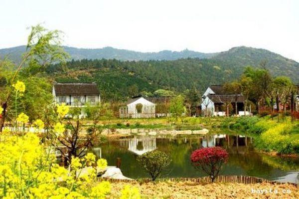 苏州旺山生态园-天颐温泉1日游>自然之美,温泉养生