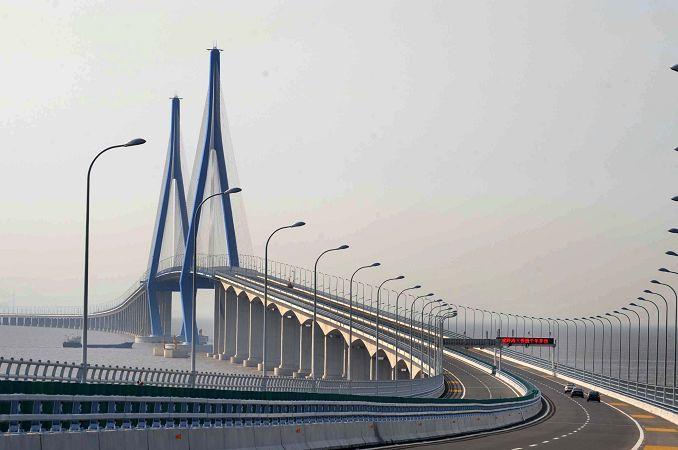舟山跨海大桥