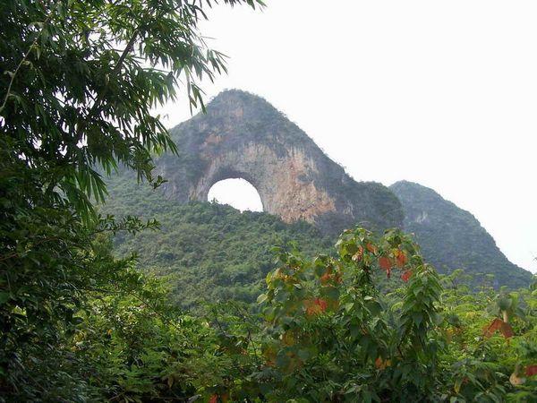 南宁将军谷景观风景区