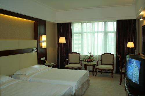 宾馆主题房间装修图片