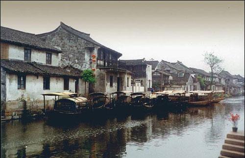 景区简介 苏州枫桥景区 1986年,枫桥风景名胜区的建设被国家旅游局