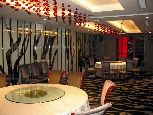 上海安静有风景的餐厅