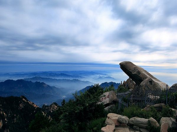 五岳风景高清大图