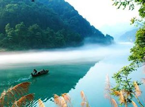东江湖美景_图片_互动百科;; 东江湖风景旅游区; 东江湖景区