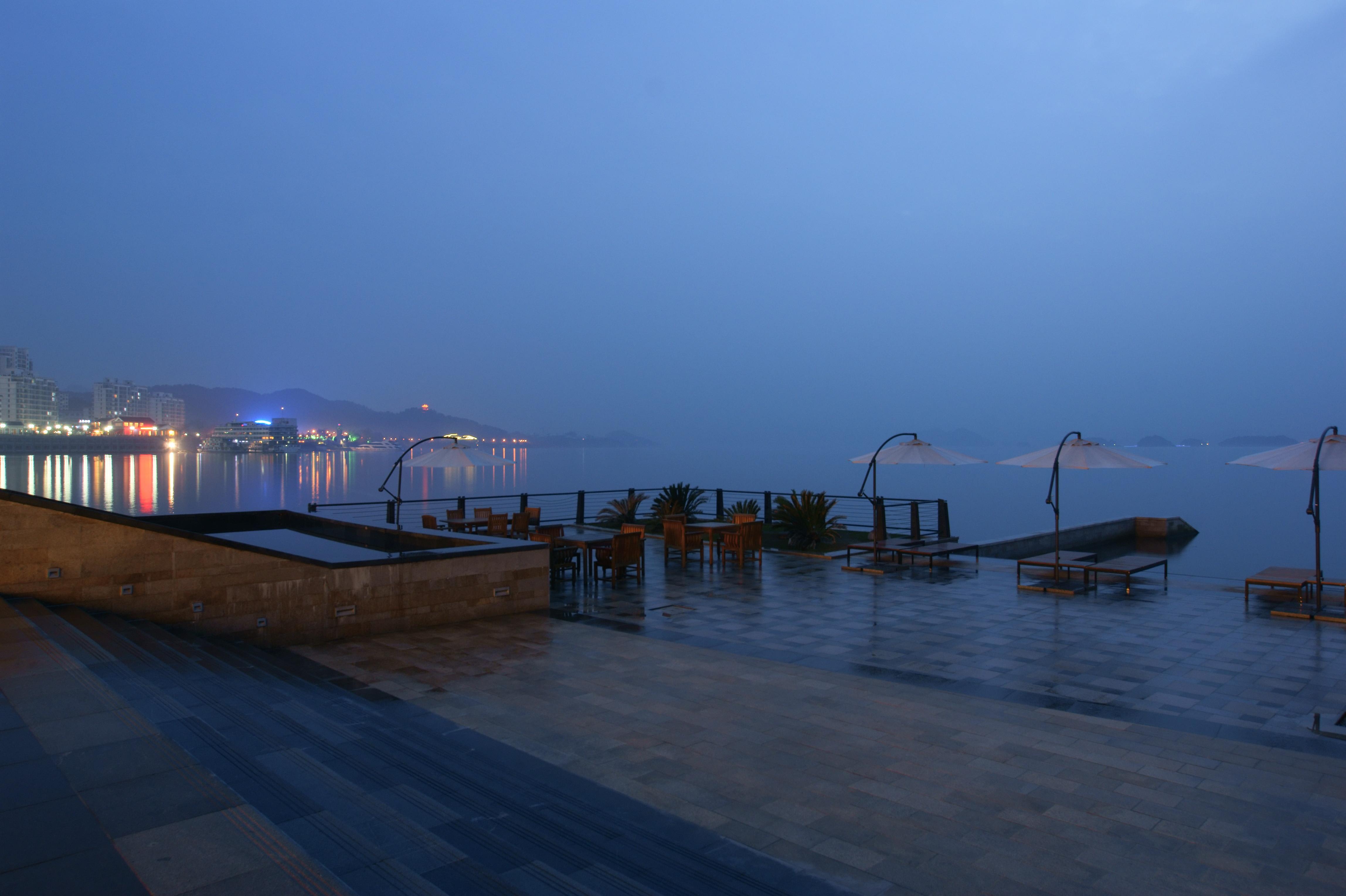 千岛湖中心湖半自助2日游>宿绿城湖景房