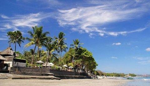 巴厘岛4晚5日游>浪漫下午茶,金巴兰海景落日,度假酒店