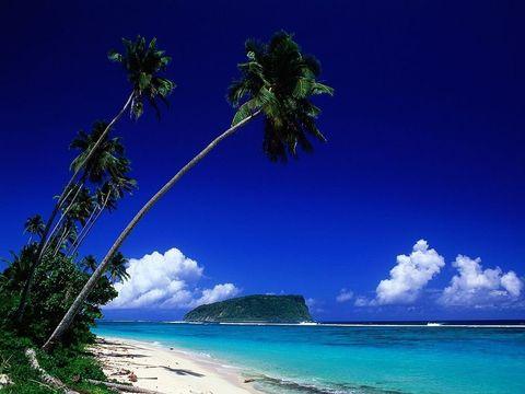 长滩岛3晚4日半自助游>个别团高尔夫酒店私人沙滩