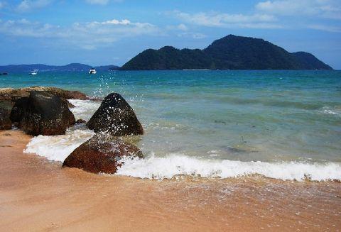 普吉普吉岛风景图片