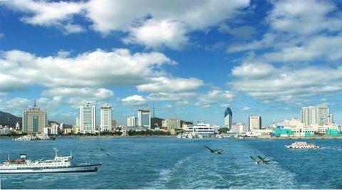 青岛-烟台-威海-蓬莱飞去座回5日游>海上观光