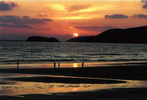嵊泗基湖沙滩-渔家乐-环岛自助3日游>杭州往返