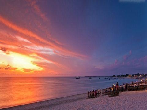 巴厘岛4晚5日游>2晚海景别墅,私人沙滩酒店,深起港止