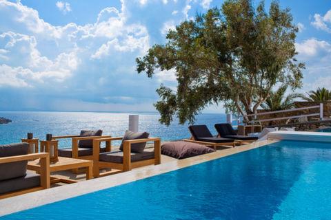 希腊6晚8日游>空客a380,全程五星酒店,圣岛飞雅典
