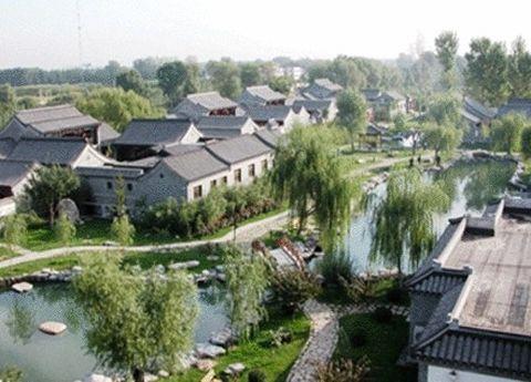 北京蟹岛度假村自驾2日游>宿房车别墅2室一厅
