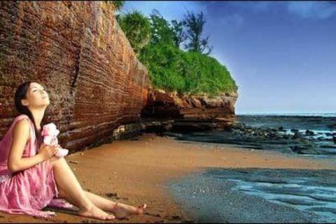 北海-涠洲岛2日游>身临火山岛,漫步石螺口海滩(当地游)