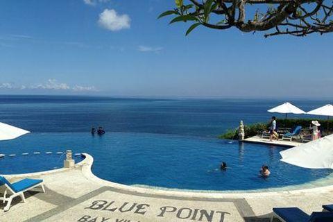 巴厘岛5晚7日游>海景别墅,蓝点下午茶,全国联运