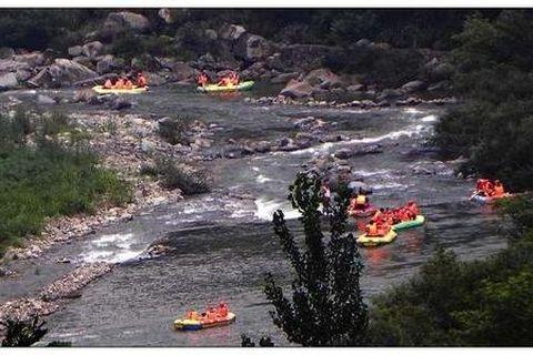 【最刺激的漂流】信陽金剛臺峽谷漂流旅游攻略