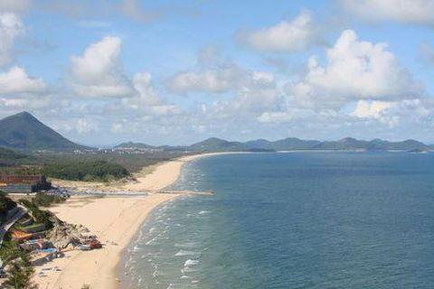 广州-长隆-海陵岛双飞5日游>游海岛,保利高尔夫球会五星练习场