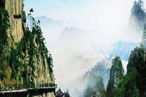 杭州大明山風景區游玩攻略