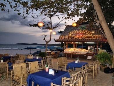 曼谷-沙美岛-芭提雅6日>海边蓝白小木屋